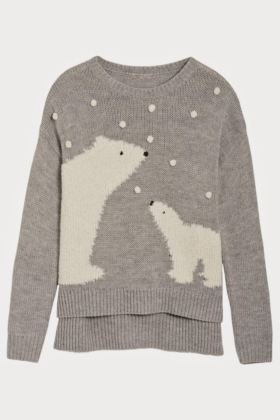 next polar bear jumper,