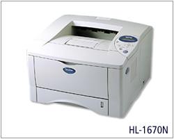 download Brother HL-1670N printers driver