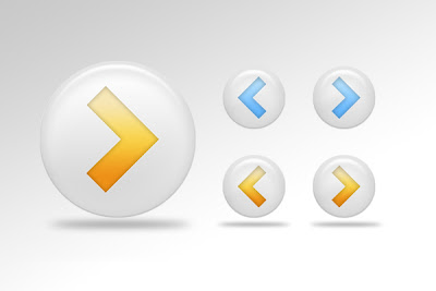 Simple Arrow Buttons.psd