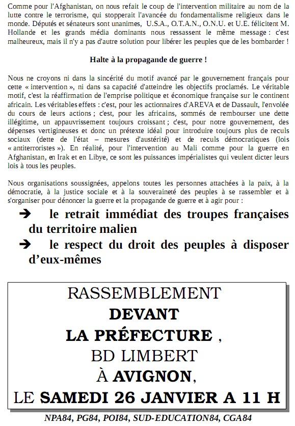 22+01+13+Avignon+Unit%C3%A9+contre+la+gu