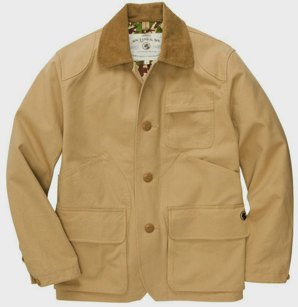 Southern Proper Wm. Lamb & Son Field Coat