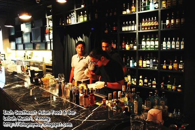 Inch Southeast Asian Food & Bar Lebuh Muntri, Penang, Hidden Gem in Penang