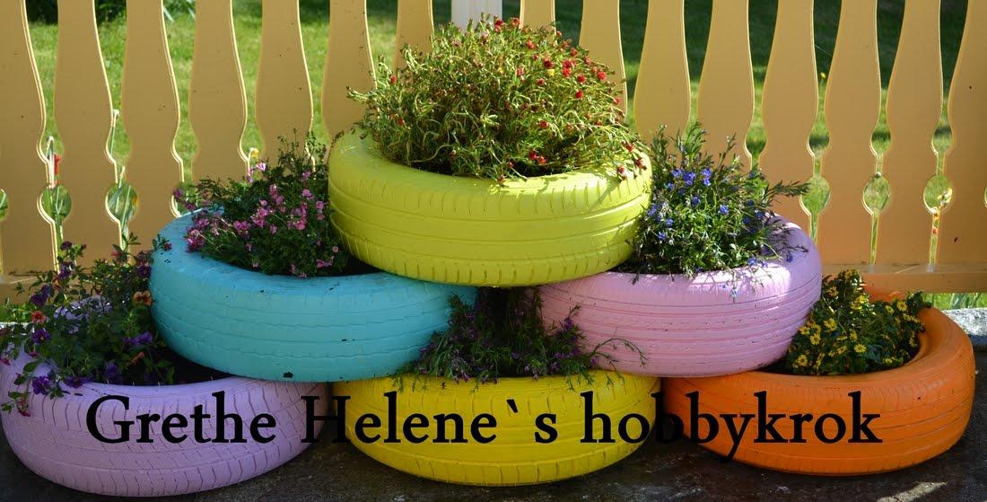 Grethe Helene`s Hobbykrok
