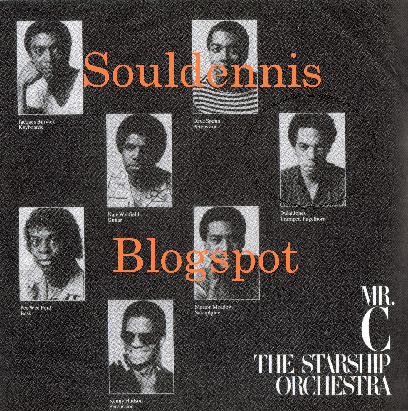 Rarephillysax the duke jones projects in 1981 he appeared on the norman connors album entitled mr c with the starship orchestra he and saxophonist marion meadows did arrangement on horns of stopboris Image collections