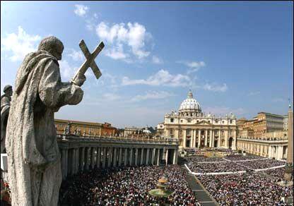 Και το βατικανό αποφάσισε να