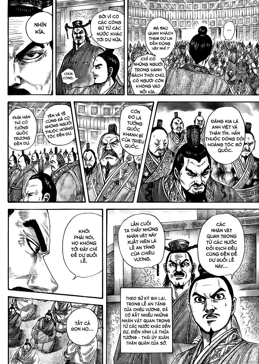 Kingdom - Vương Giả Thiên Hạ Chapter 412 page 7 - IZTruyenTranh.com