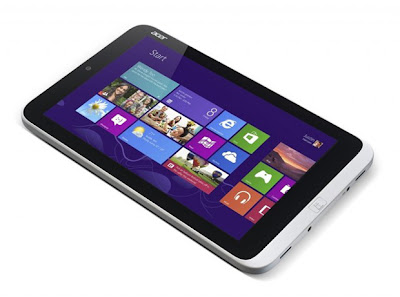 Is this 8-inch Windows 8 Tablet from Acer?