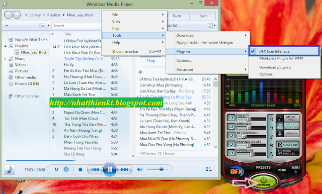 DFX Audio Enhancer 11.112 Full crack, keygen - Phần mềm tăng chất lượng âm thanh