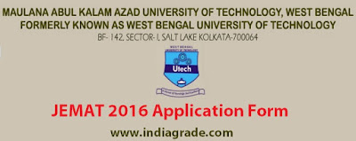 JEMAT 2016 Application Form