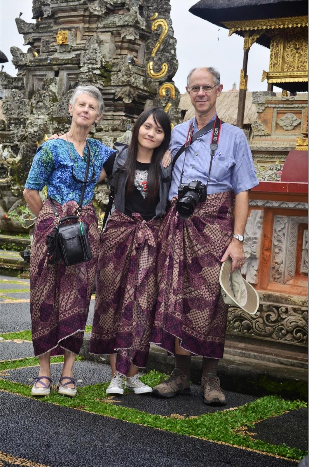 Paul In Bali Visiting Ubud Again