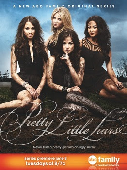 PrettyLittleLiars poster 550x7332 Download Pretty Little Liars   5ª Temporada RMVB Legendado