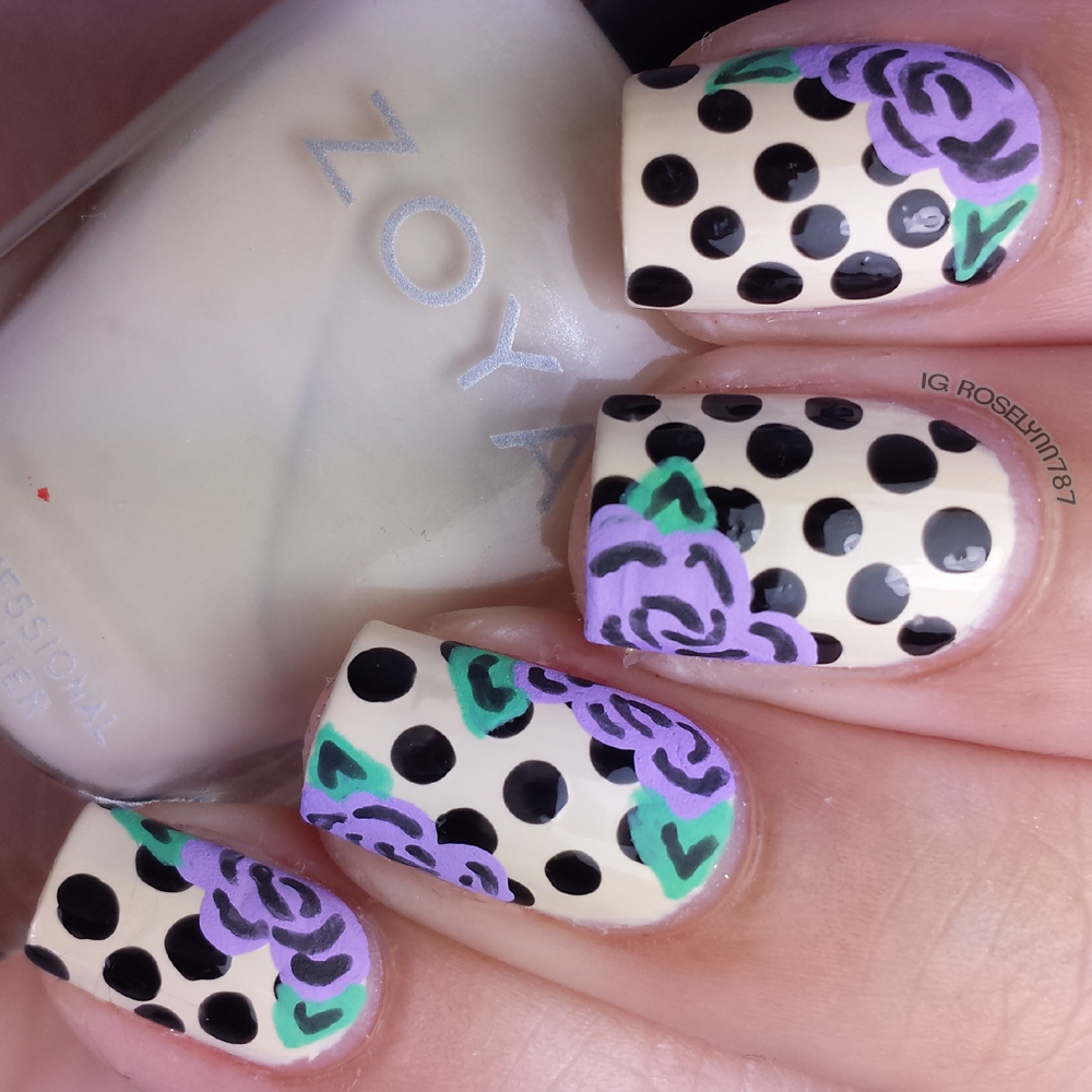 The Nail Art Guild - Retro - Manicured & Marvelous