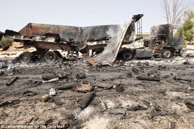 nigerian soldiers killed ammunition explosion