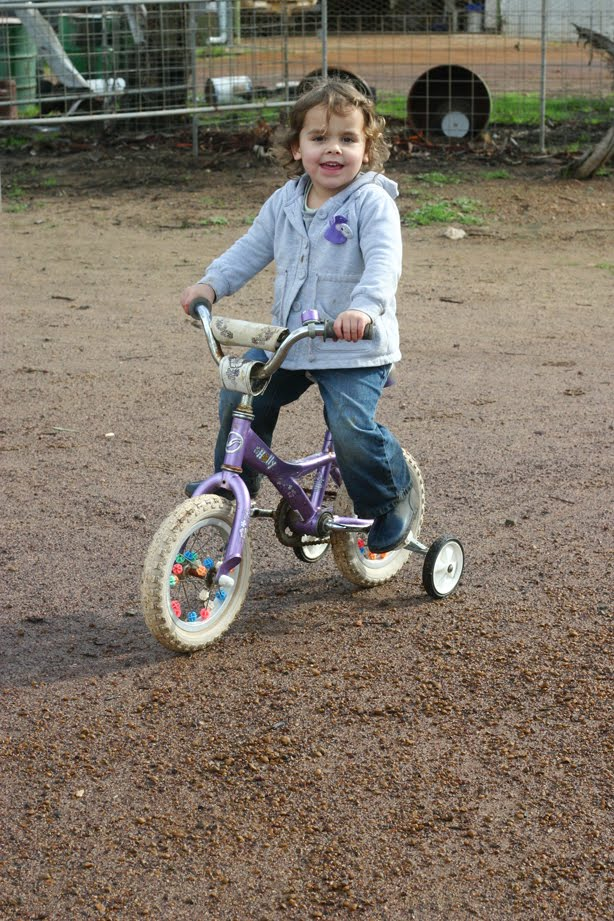 how to get better at bike riding