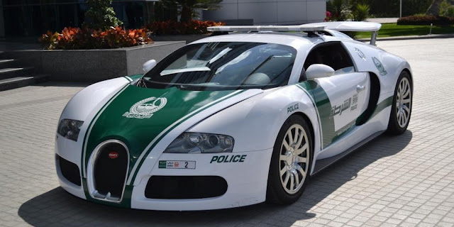 Uni Emirat Arab (Dubai) – Bugatti Veyron