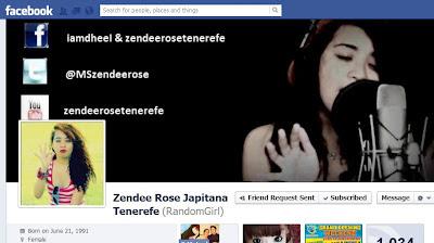Zendee Facebook