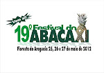 19º FESTIVAL DO ABACAXI