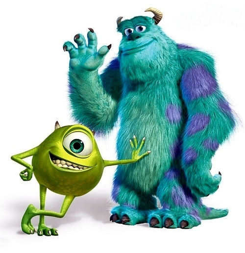 Mike and Sully, Monsters Inc