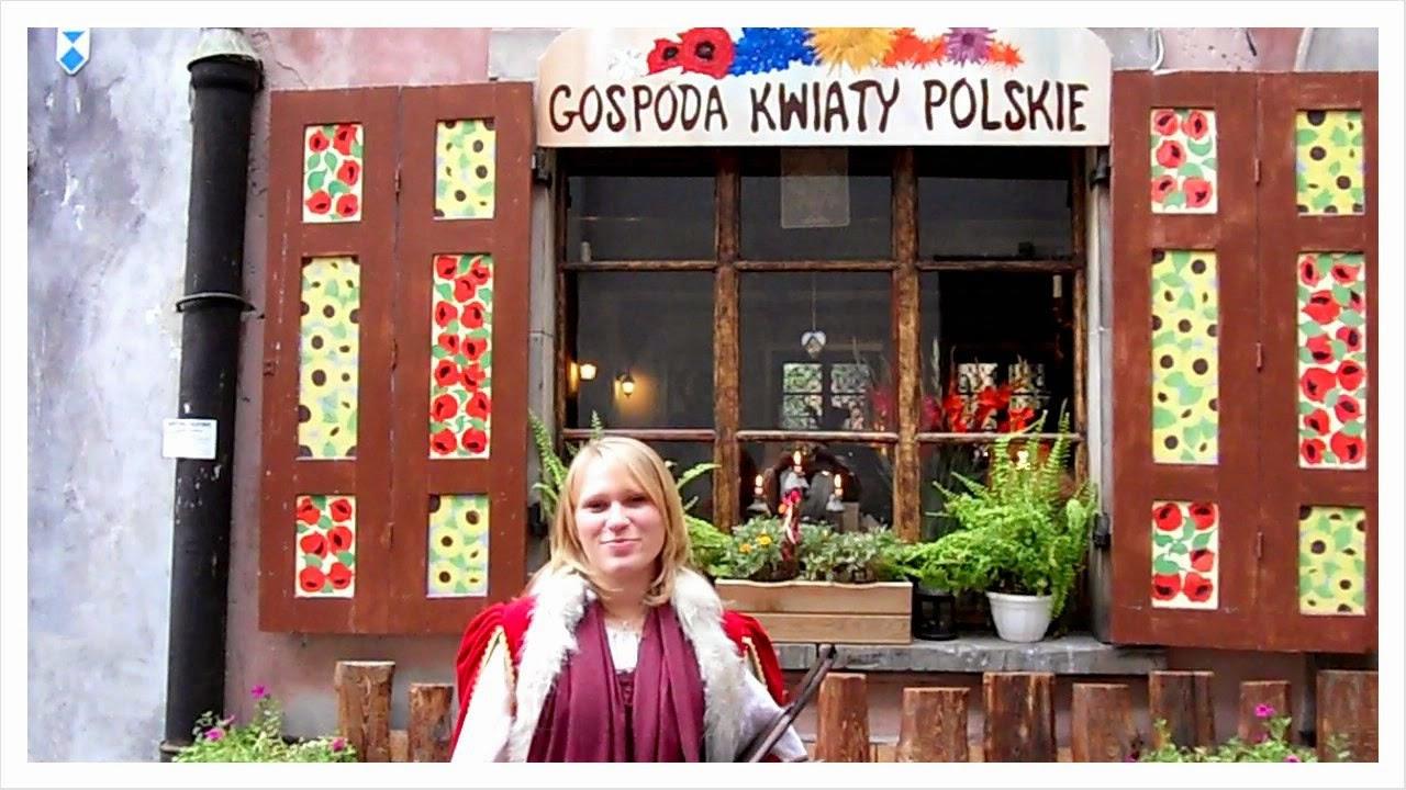 Eine Neueröffnung - Gospoda Kwiaty Polskie