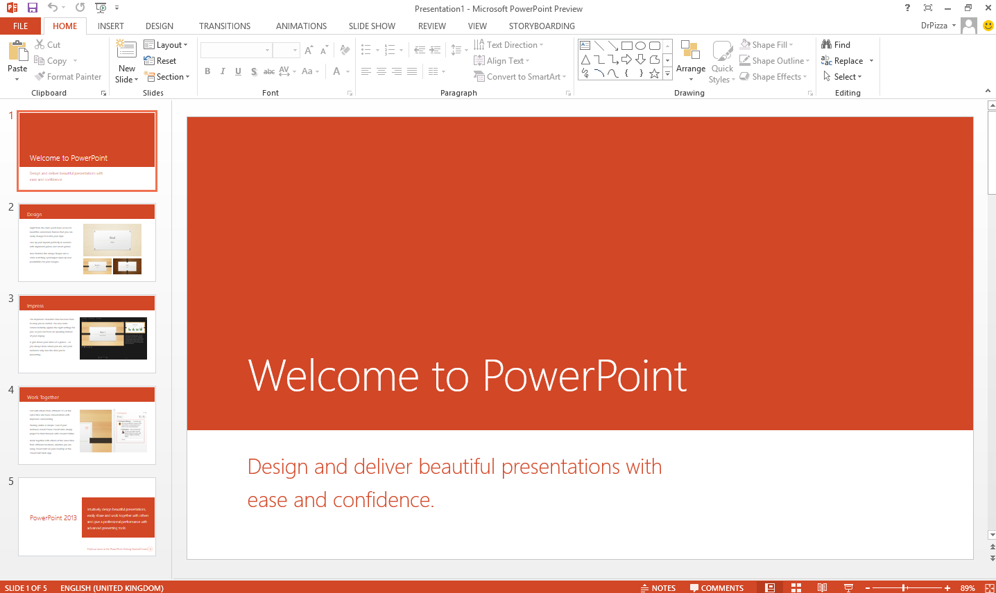 Tips for an Awesome Powerpoint Presentation - SlideShare
