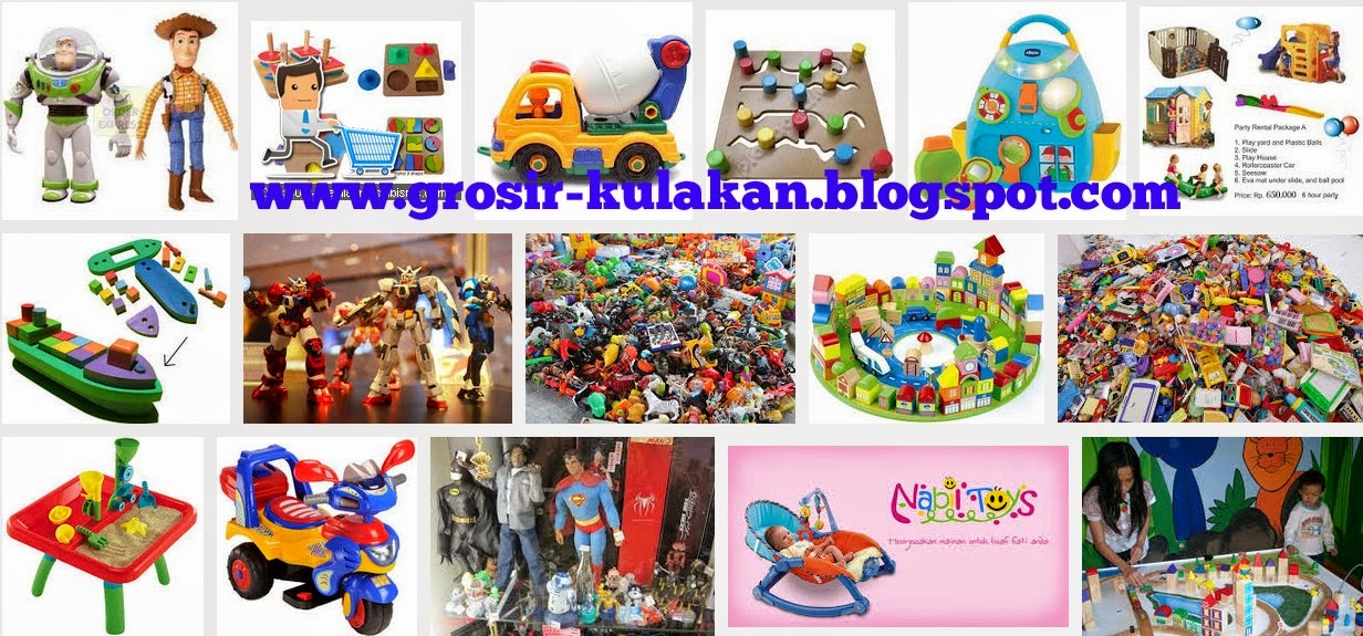 Supplier Mainan Anak
