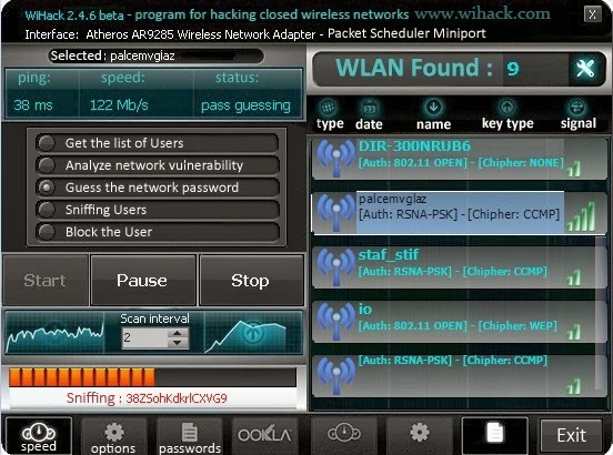 Wifi Hack PRO Free Download