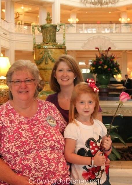 Walt Disney World, Garden View Tea Room, Grand Floridian, Growing Up Disney