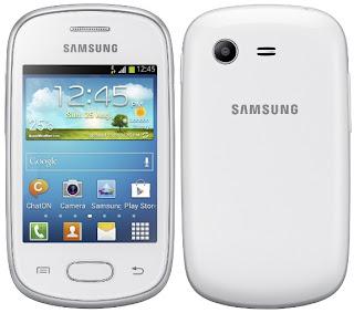 Spesifikasi Samsung Galaxy Star S5282