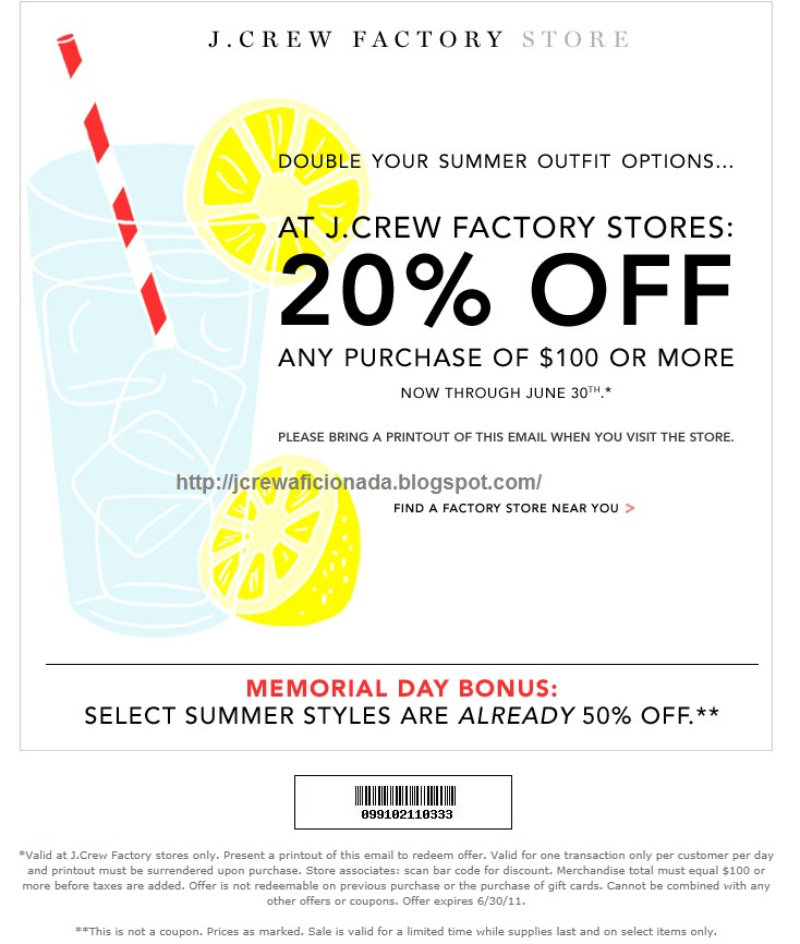 photograph relating to J Crew Factory Printable Coupons named J workforce manufacturing unit keep printable coupon : Little ones recliners at