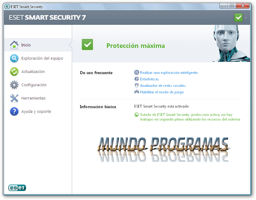 Como activator ESET Smart Security 7.0.302.5.