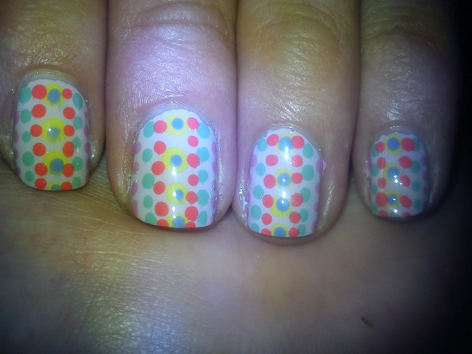 The Extraordinary Good simple nail art designs Pics