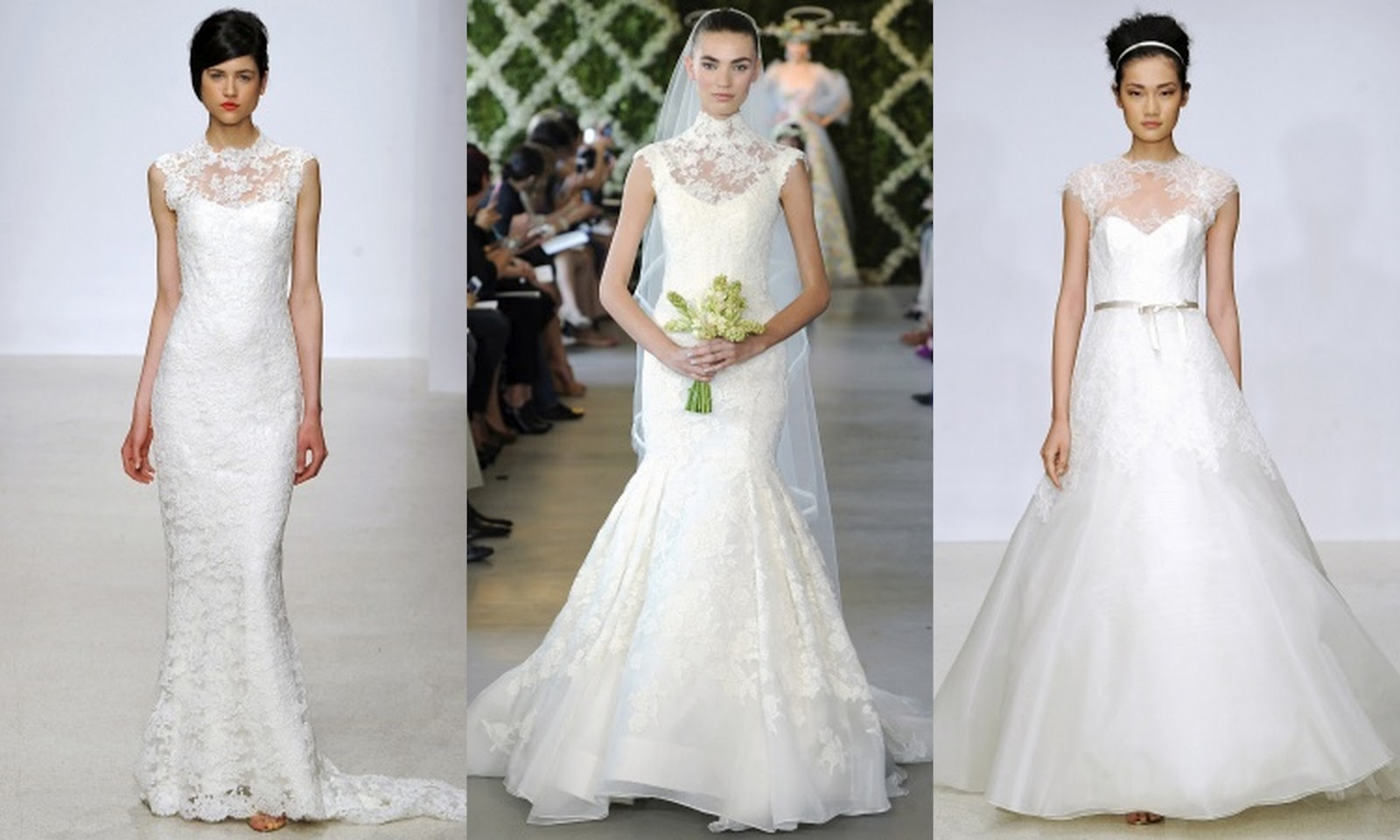 Wedding Dress Trends 2013