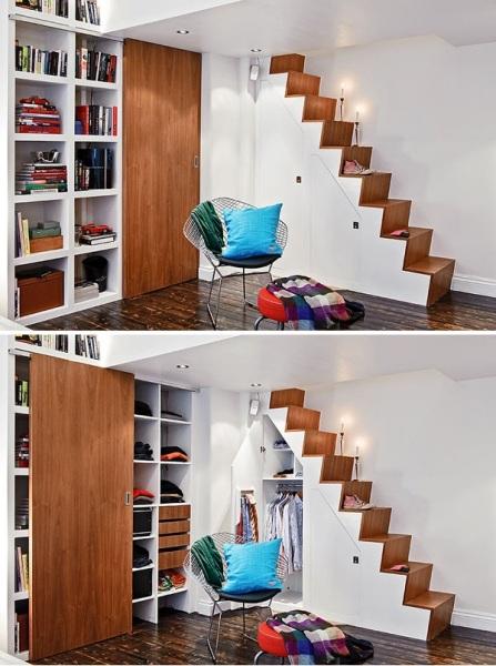 Дизайн комнаты высокий потолки