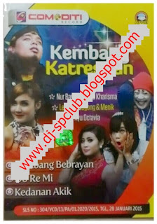 Kembang Katresnan ( Nur Bayan ) Commodity Record Full Album