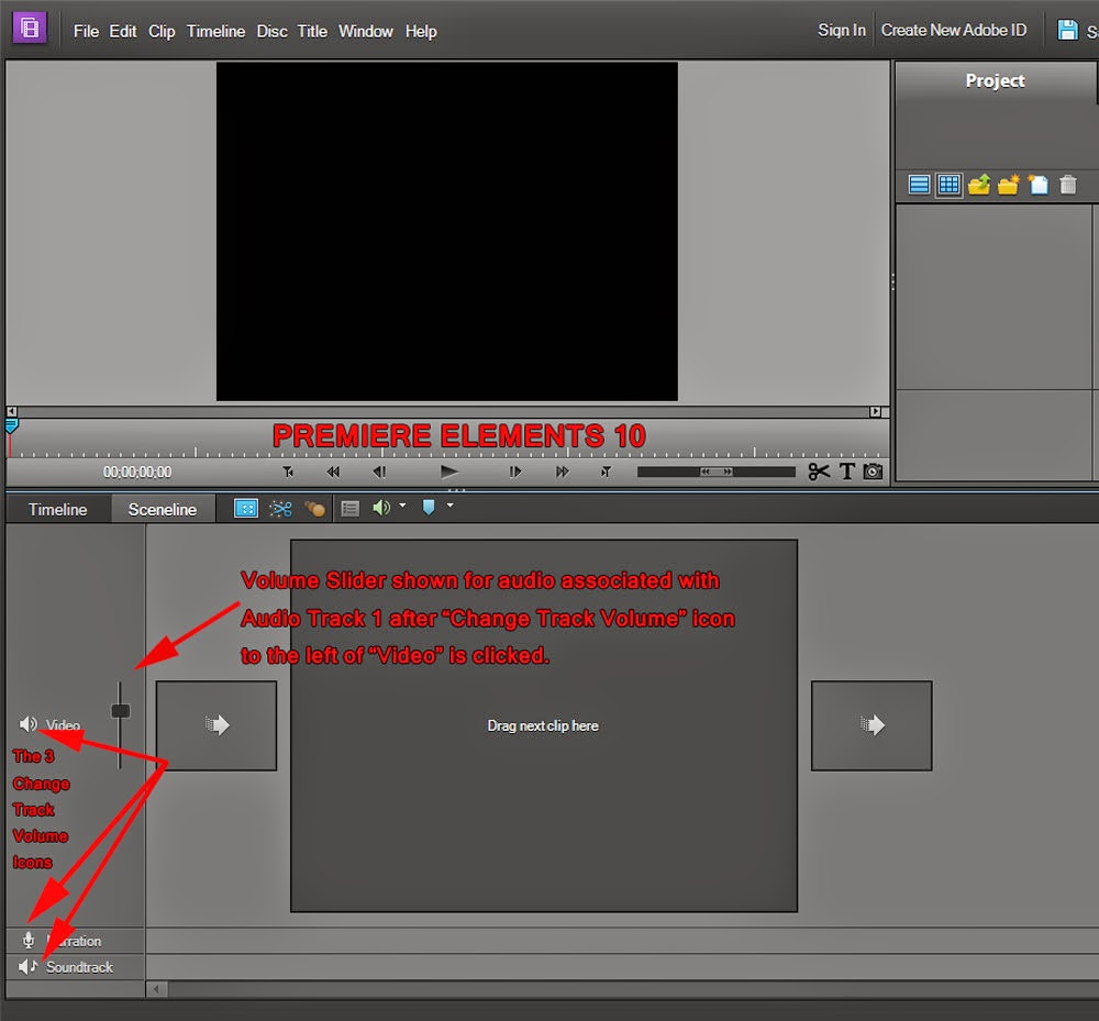 how to fix audio premiere