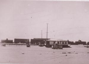 Antigua Estacion de Ferrocarril