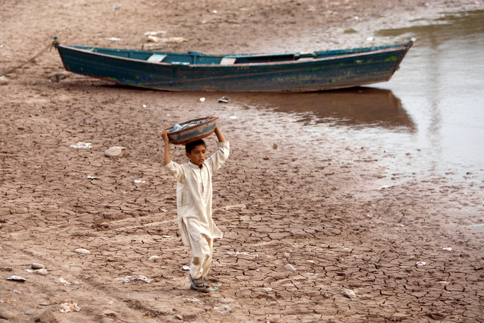 Water crisis: Why is Pakistan running dry?
