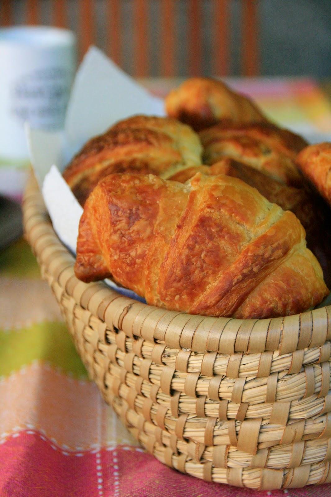 Receta croissant