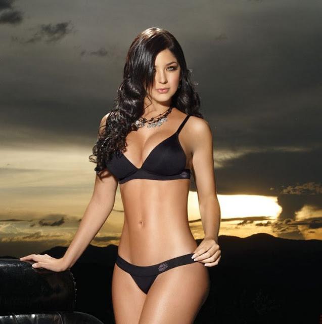 Mariana Davalos Sexy in Bikini
