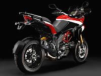 2012 Ducati Multistrada 1200S Pikes Peak Gambar Motor 5