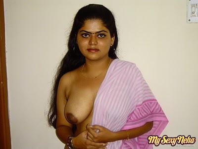 Desi Call Girl Neha Removing Dress