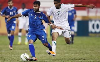 أهداف مباراة السعودية والكويت 4-0 في بطولة كأس العرب 22-6-2012