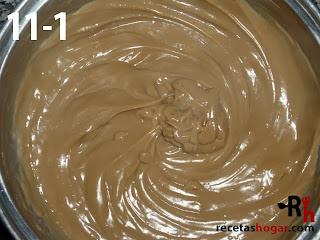 Profiteroles rellenos de crema de café-paso-11-1