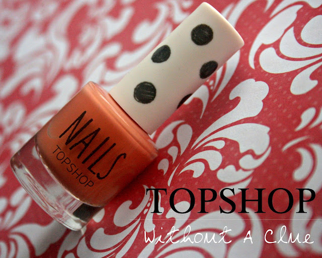 Topshop Nails in Without A Clue