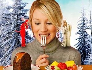 Как не набрать зимой вес