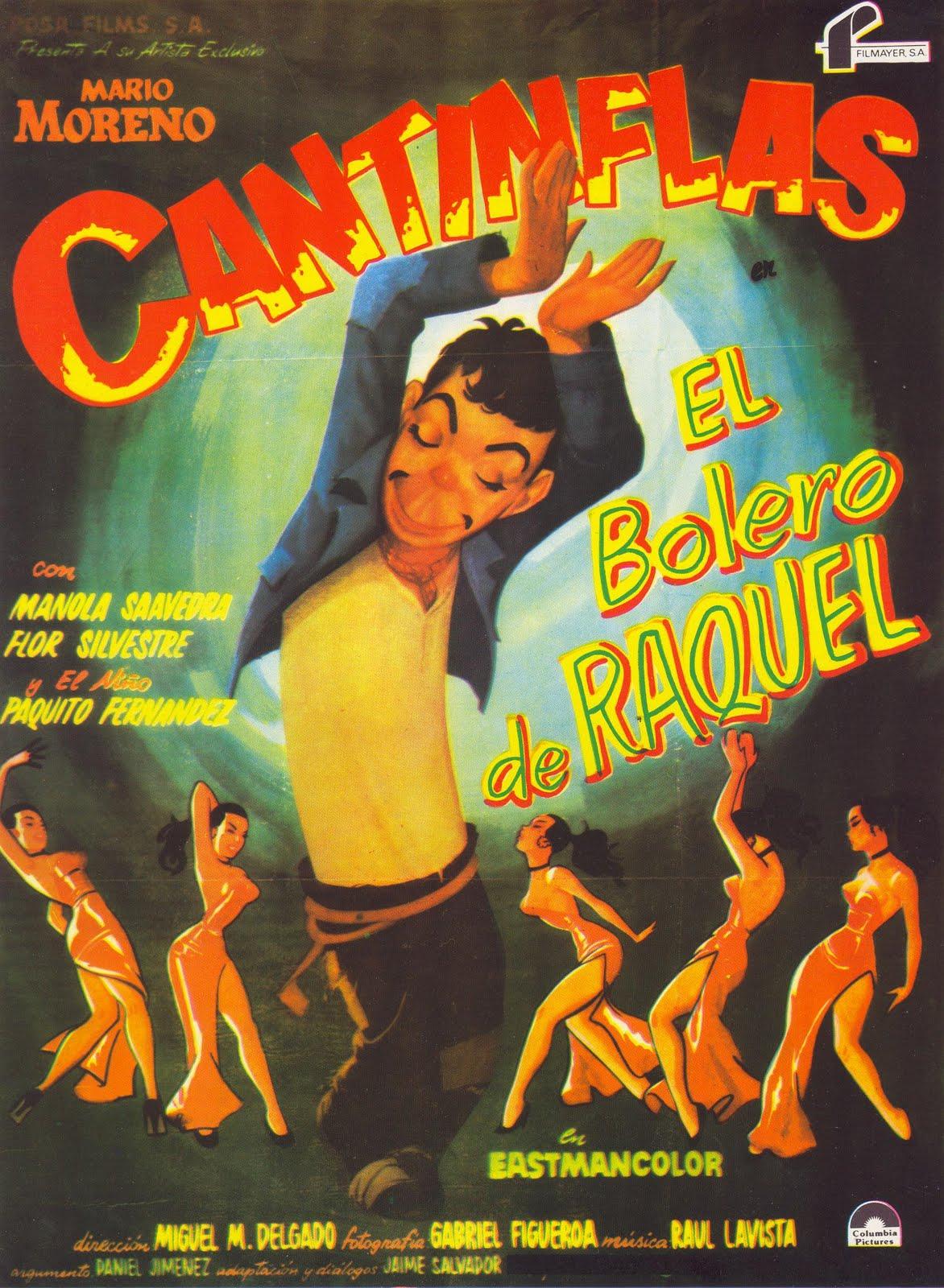 El bolero de Raquel (1956)