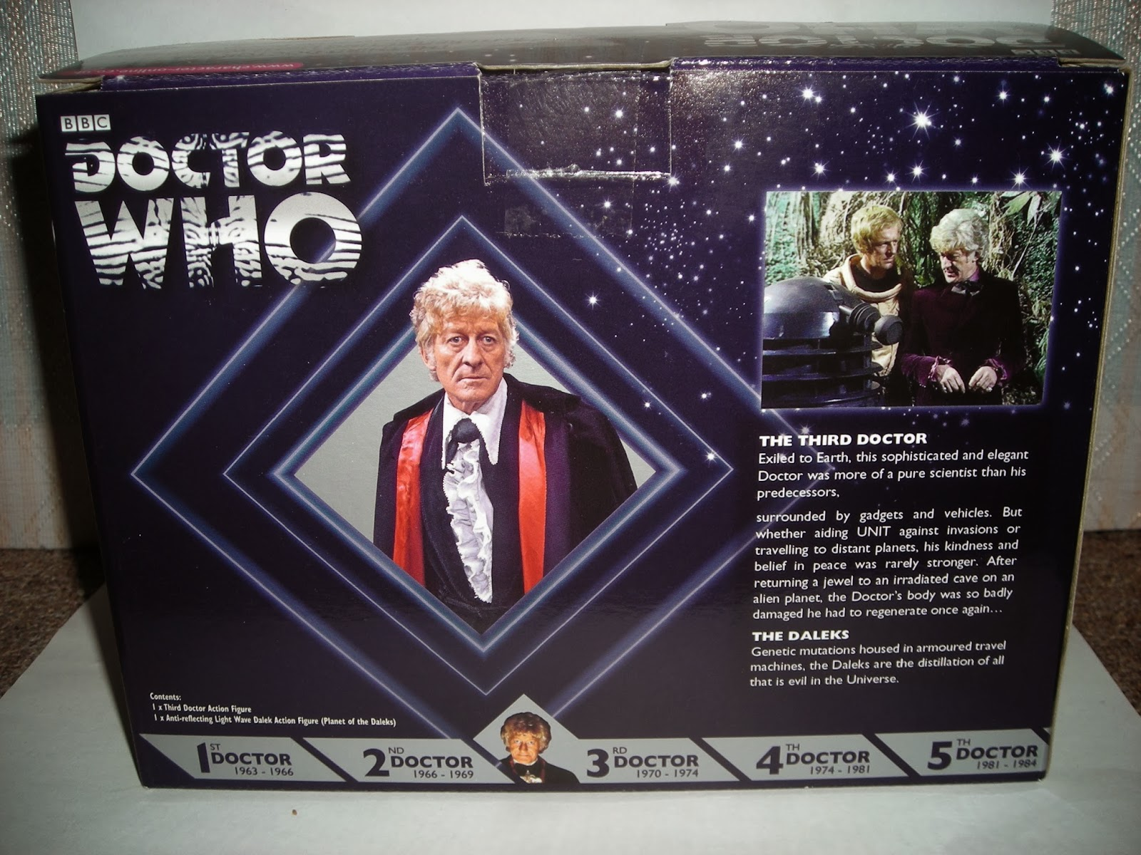 Jon Pertwee - what a guy