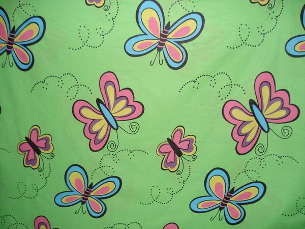 Batik dengan corak motif kupu-kupu menjadi batik dengan banyak sekali ...