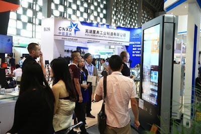 dooh fair shanghai, digital signage y dooh, feria digital signage asia, samsung, lg, neo advertising