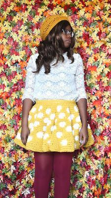 HandMade: The Cherish Crochet Skirt.